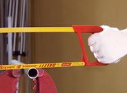 aplicacion sierra manual