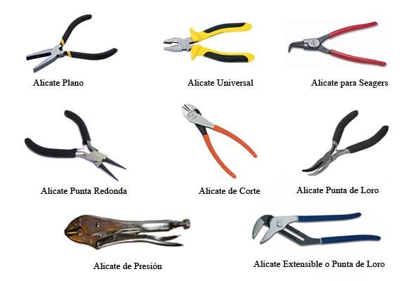 herramientas presion: