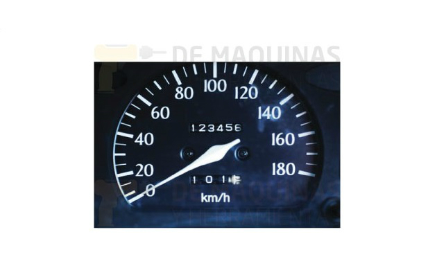 Odómetro de vehículos