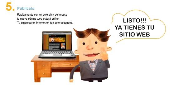 Sitios Web para Profesionales