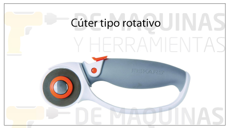 Cúter-rotativo