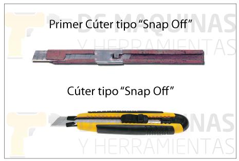 Cúter Snap Off