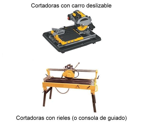 Máquinas Cortadoras de cerámicos