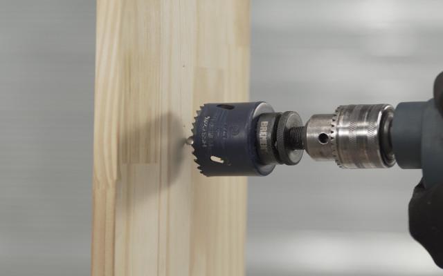 Sierra Copa Bimetalica para madera
