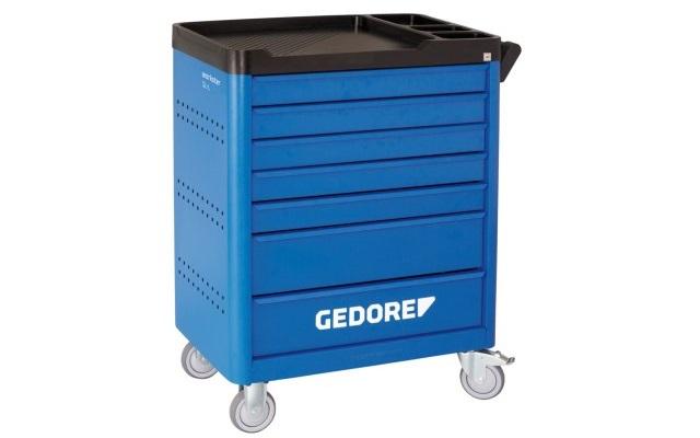 Caja de herramientas portátil combinada con banco de trabajo