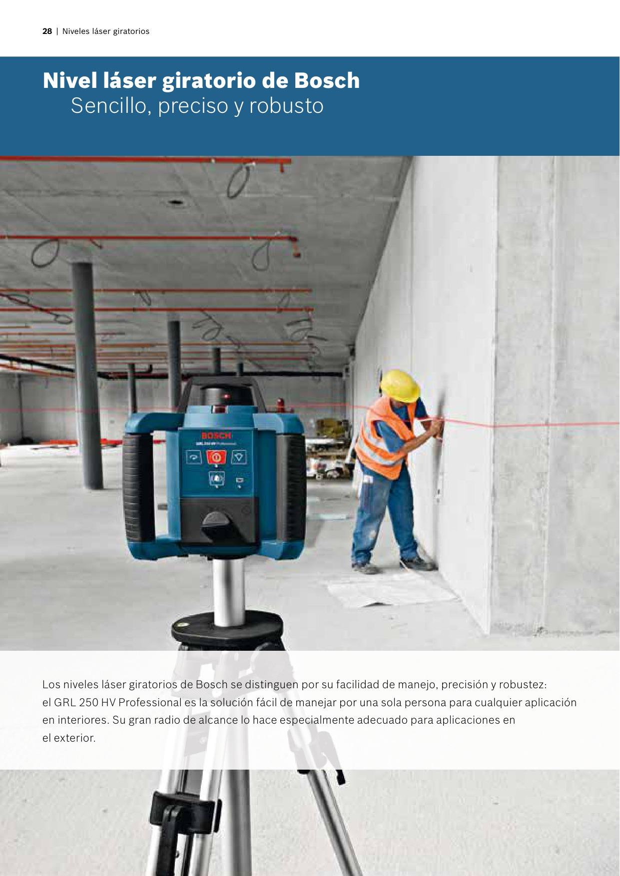 Catalogo-Tecnico-de-Herramientas-de-Medicion-2014-Bosch-Nivel-Laser-Giratorio