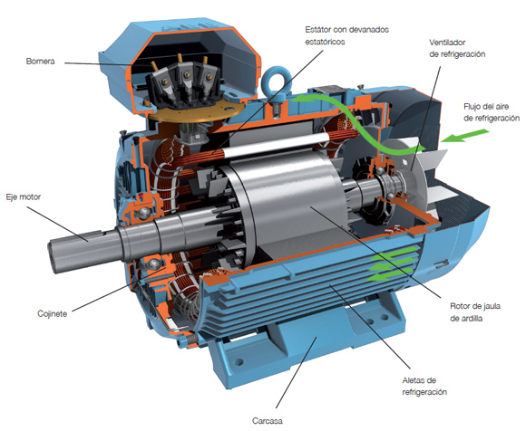 Technical Papers Three Phase furthermore Physical Feedback moreover Motores as well Armature DC Motor besides Watch. on brushed dc electric motor cutaway