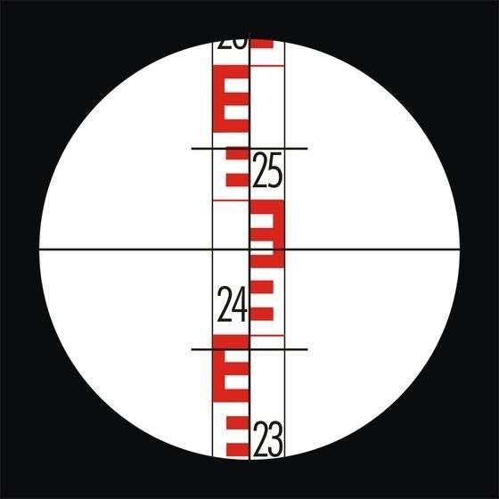 Nivel Óptico - Fijar línea de referencia