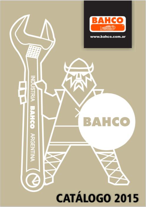Catalogo de Herramientas Bahco Argentina 2015
