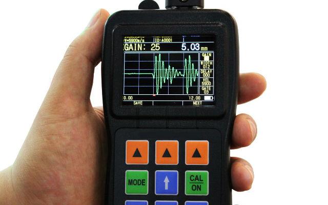 Introducción al Medidor de Espesor por Ultrasonido