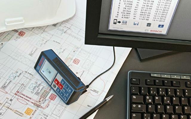 Medidor de Distancia Laser con conexion a PC
