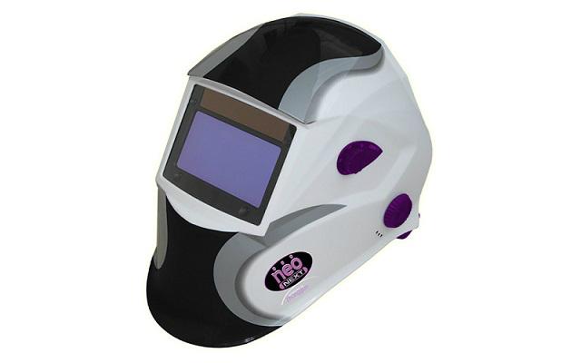 Máscara fotosensible para soldadura
