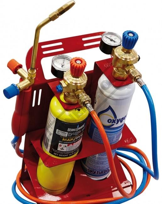 Oxi-Gas equipamiento