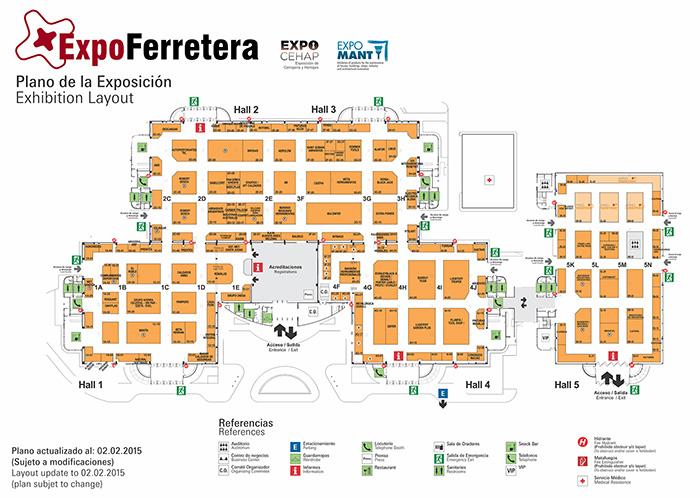 ExpoFerretera 2015 - Argentina