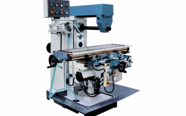 Maquinas y herramientas for Tipos de fresadoras