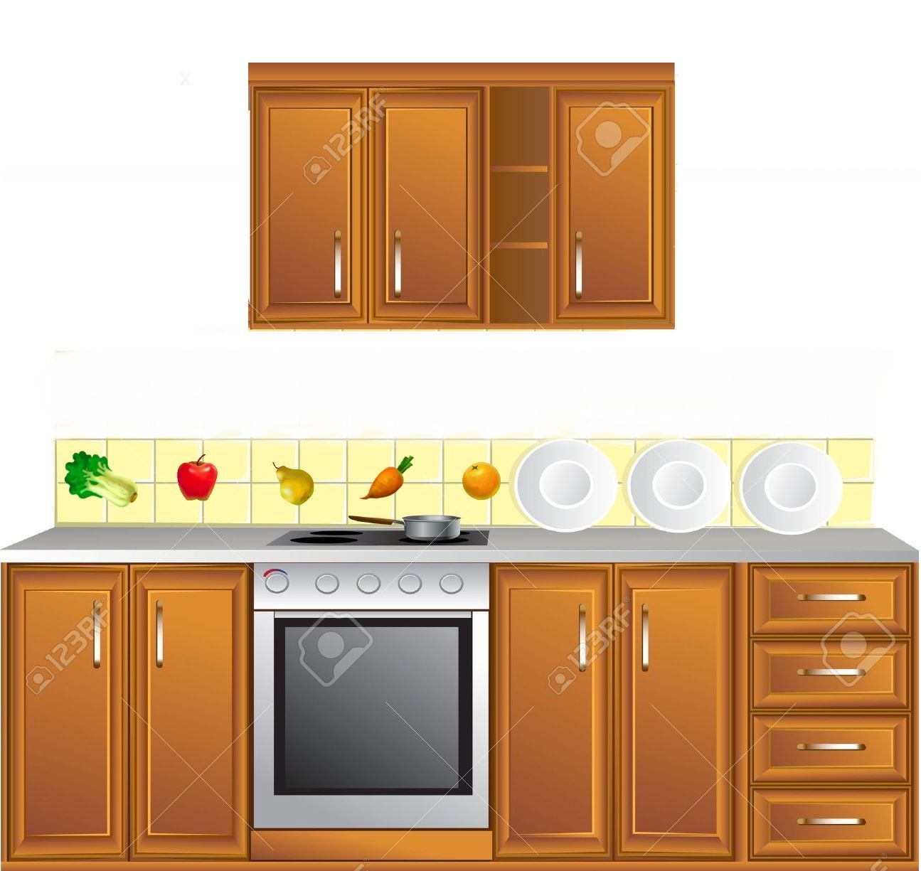 Muebles cocina alacenas vigo ideas for Alacenas para cocina