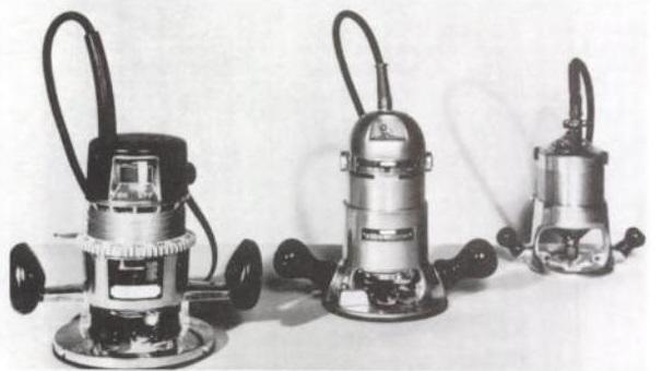 Routers Bosch de base fija