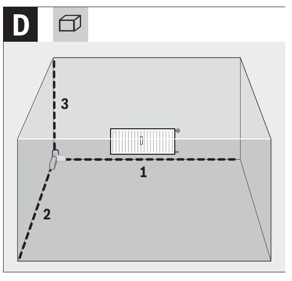Medición de Volúmen con Distanciómetro Láser