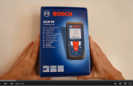 GLM 50 Bosch - Video Review