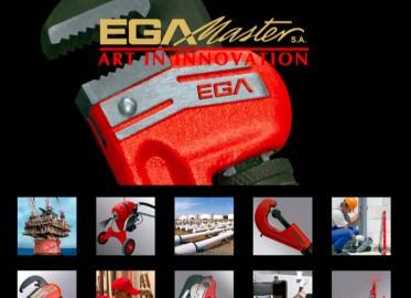 Catálogo de Herramientas y Máquinas para Tubos Ega Master