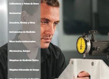 Catálogo de Instrumentos de Medición Starrett