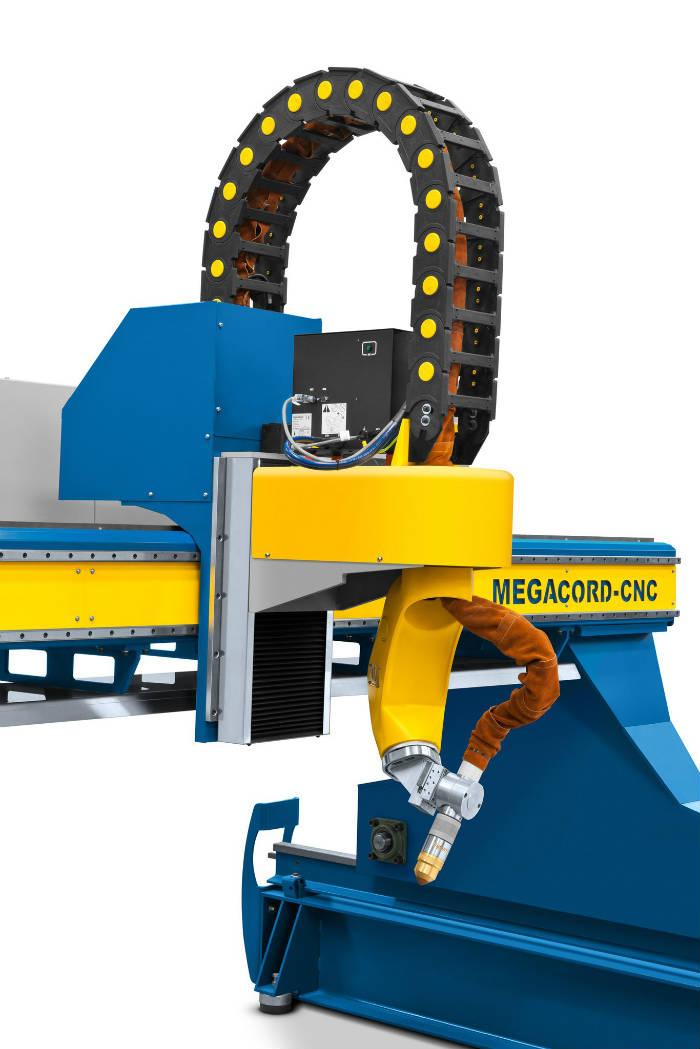 Máquinas de corte por plasma mecanizado - Motores