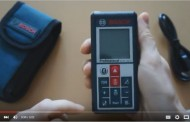 Medidor de Distancia Láser GLM100C Bosch
