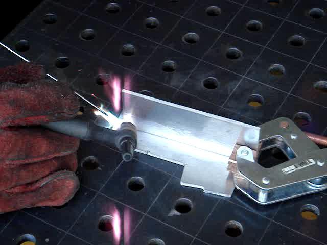 ¿Qué tener en cuenta al soldar aluminio con TIG?