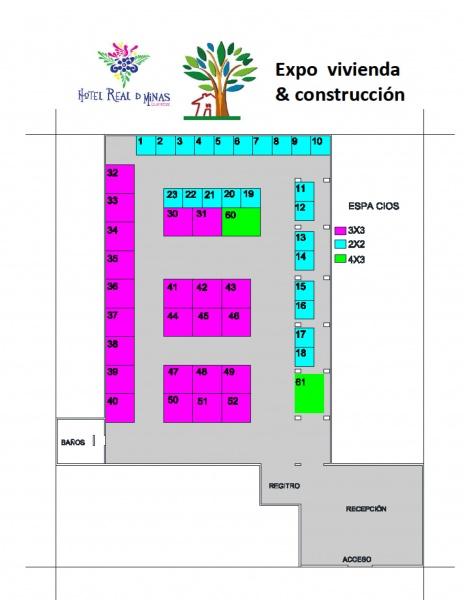ExpoVivienda Plano
