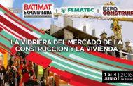 Batimat Expovivienda - Fematec - ExpoConstruir 2016