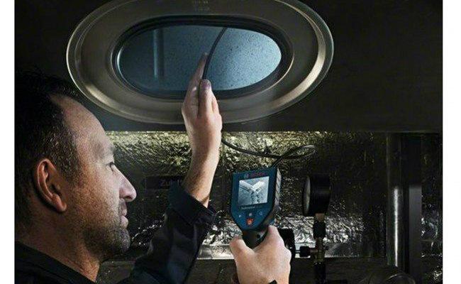 Cámaras de inspección. ¿Cómo documentar fácil y rápidamente, puntos eléctricos de difícil acceso?