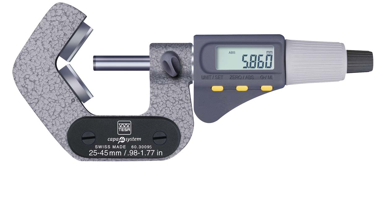 Tipos de micr metros de m quinas y herramientas for Definicion exterior