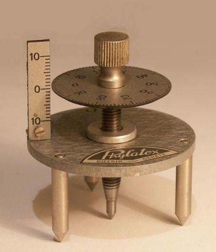 Micrómetro de cuota