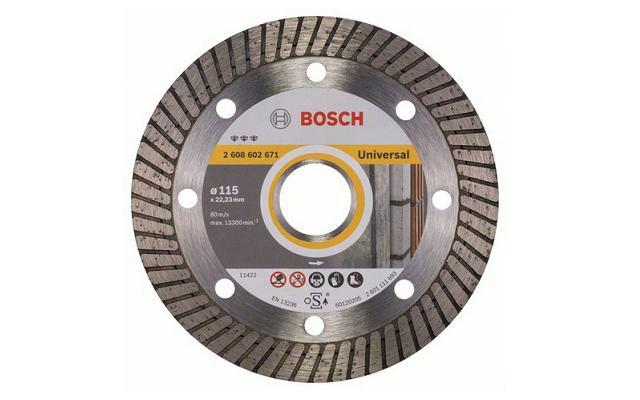 Disco Diamantado - Turbo Bosch