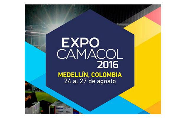 ExpoCAMACOL 2016 - Medellín