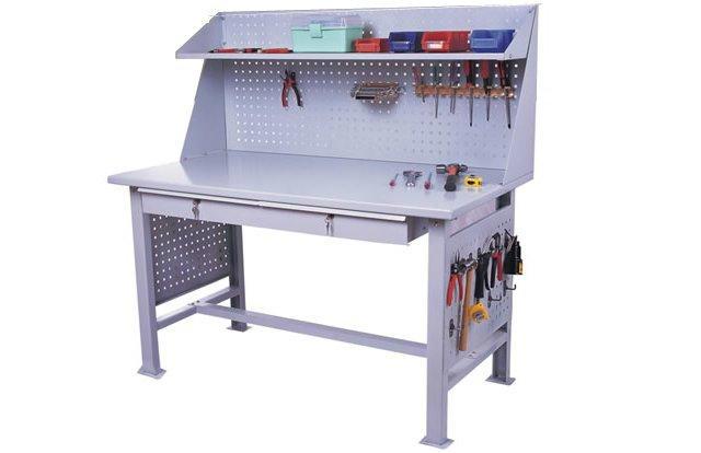 mesa de trabajo herramientas de m quinas y herramientas