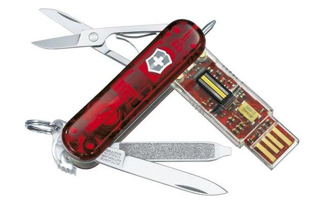 Navaja Suiza - Dispositivo USB