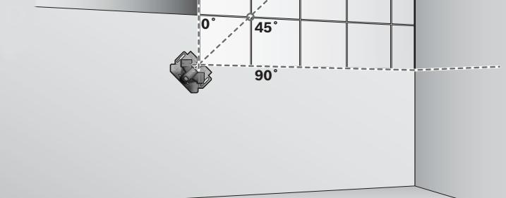 Figura 7 - Colocación de una franja de ladrillos de vidrio para luz natural en un baño