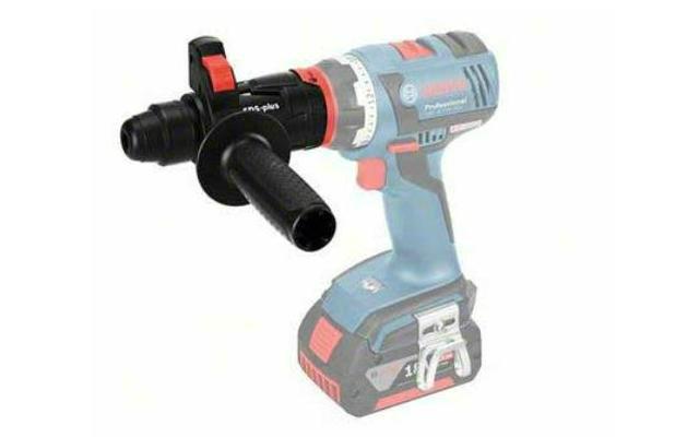 Flexiclick 5 en 1 de Bosch - Adaptador Martillo Perforador