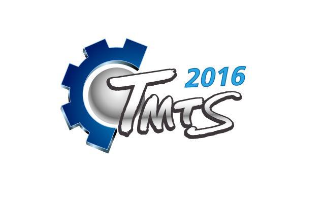 TMTS Taiwán 2016 - Exhibición Internacional de Máquinas Herramientas