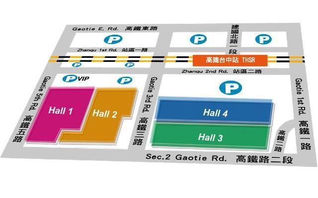 TMTS Taiwan - Plano