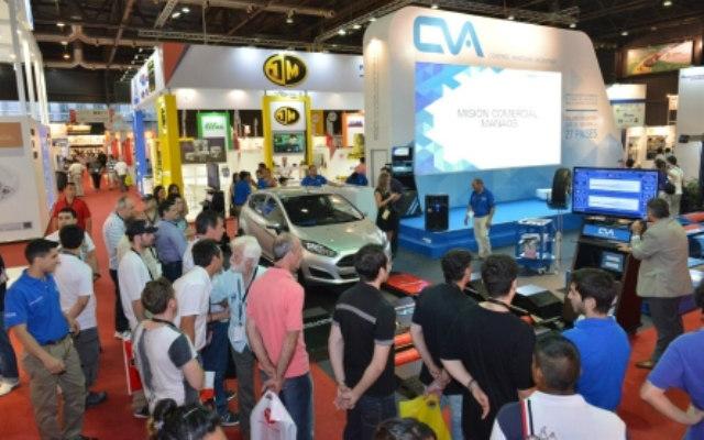 Asistentes Automechanika - Edición 2014