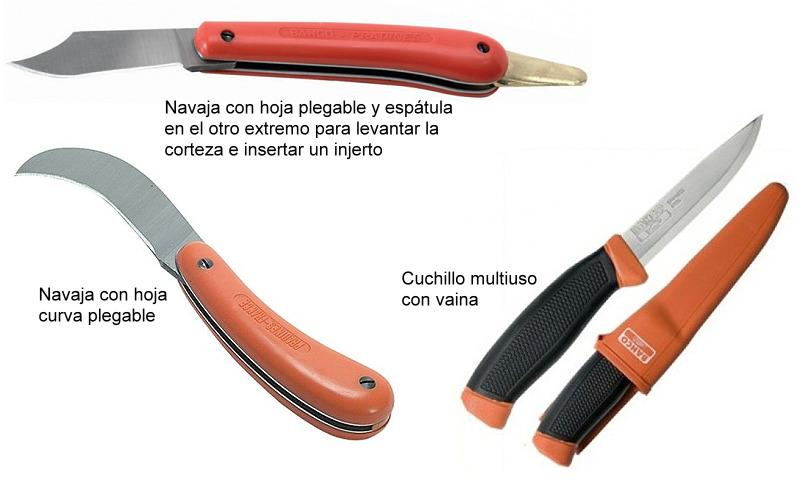 Cuchillos y Navajas