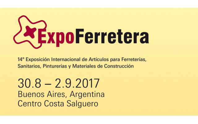 ExpoFerretera 2017 Argentina – Exposición Internacional de Artículos para Ferreterías