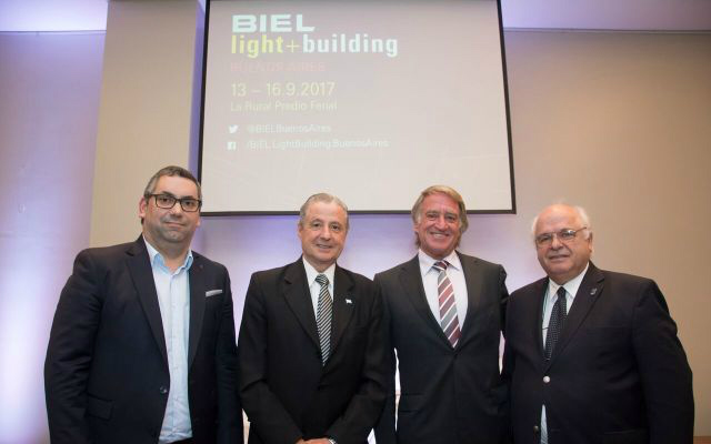 Lanzamiento Biel Light + Building 2017