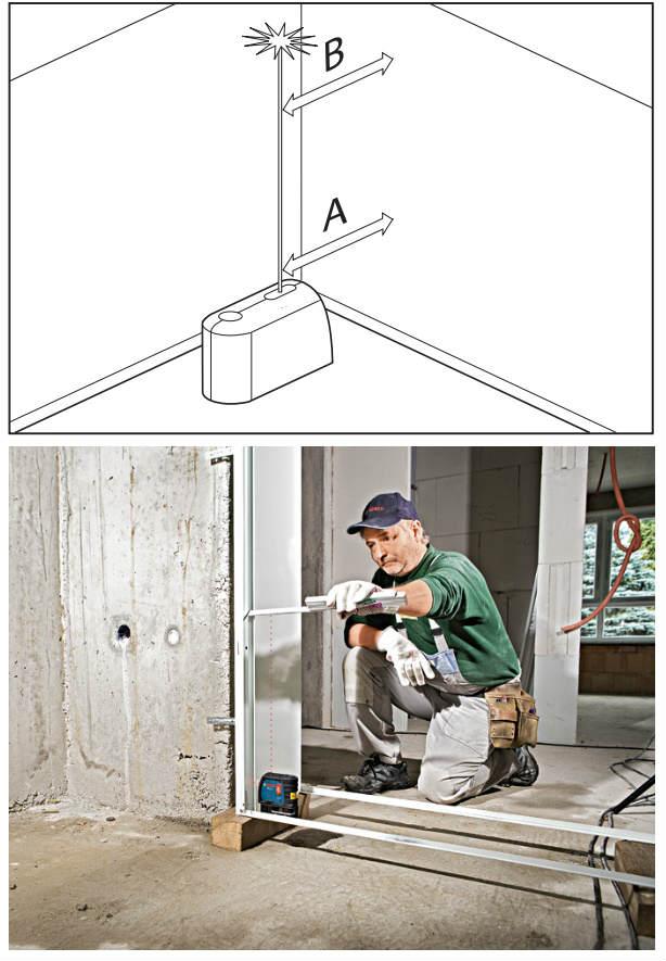 Cómo determinar el aplomado de una pared - Construcción en seco