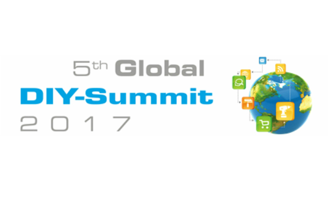 5to Global DIY Summit 2017 Bricolaje – Alemania