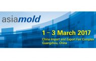 Asiamold 2017 – Feria internacional de Moldes- China