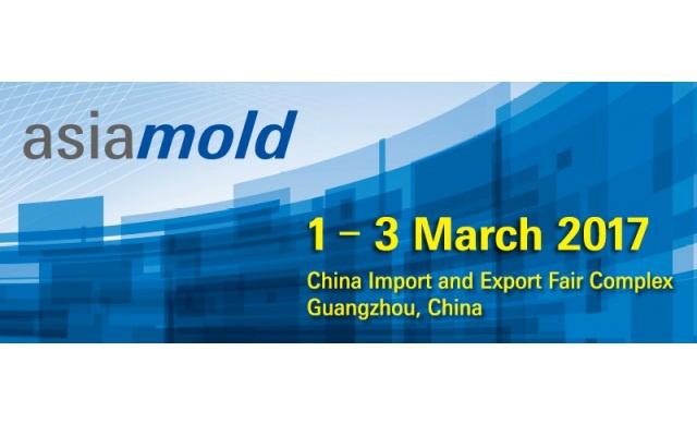 Asiamold 2017 - Feria internacional de Moldes- China