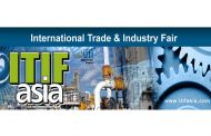 ITIF ASIA 2017 - Feria Internacional Industrial